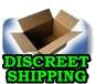 Discreet shipping for Legal Bud Guides